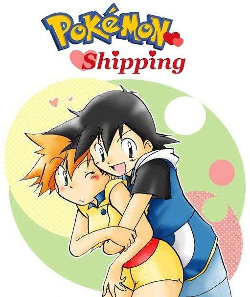 Tout l'univers du shipping dans Pokémon !