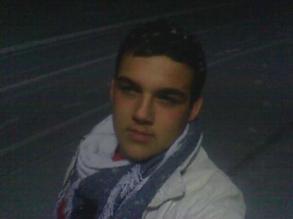 moi a  la neige  ^^