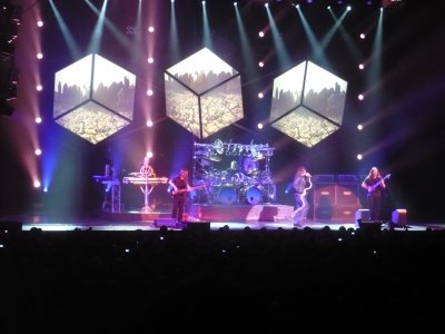 Dream Theater le 3 février au Zénith de Paris