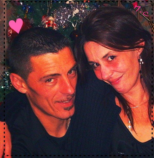 ♥♥mon bb d'amour et moi je t'aime mon ange♥♥