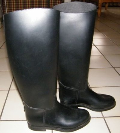 bottes taille 39
