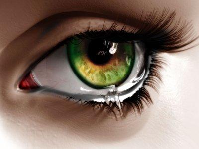 Les yeux exprimes se que les mots taisent !