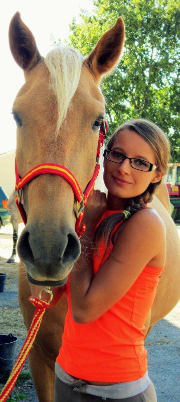 ~~ Le cheval ne nous appartient pas. La seule chose que nous possédons, c'est le devoir de nous en occuper correctement ~~