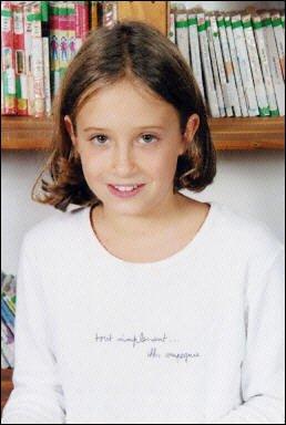 Estelle...mon blog fete ces 4 ans