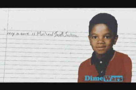 Michael Jackson petit