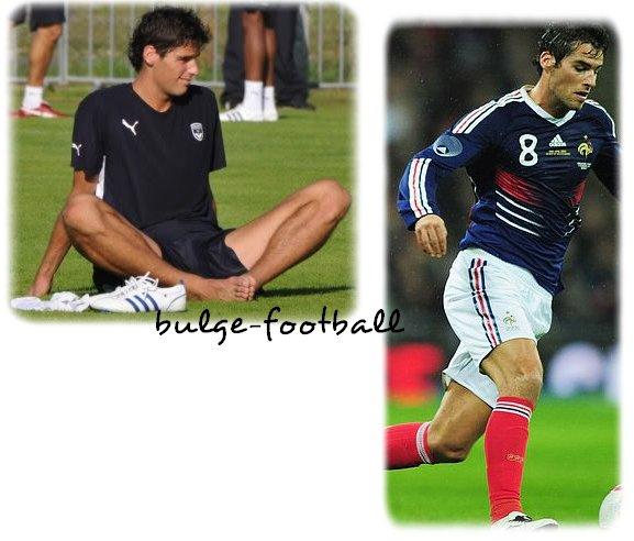 yoann gourcuff french bulge