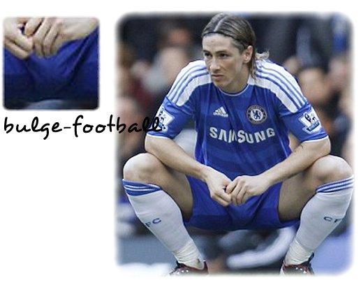Fernando Torres big bulge