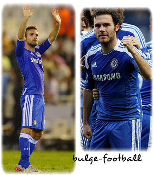 Juan manuel Mata Massiv Big bulge