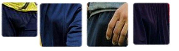 Gerard Piqué big bulge