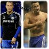 John Terry Bulge