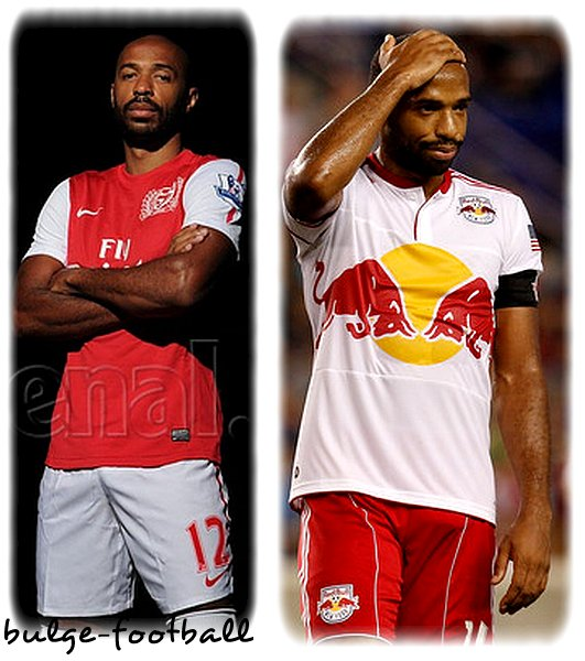 "Articles De Bulge-football Taggés ""Thierry Henry"