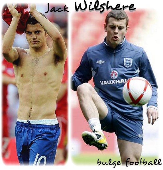 Jack Wilshere amazing bulge