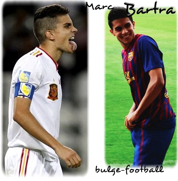 Marc Bartra big bulge