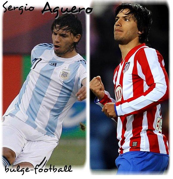 Sergio kun Aguero bulge