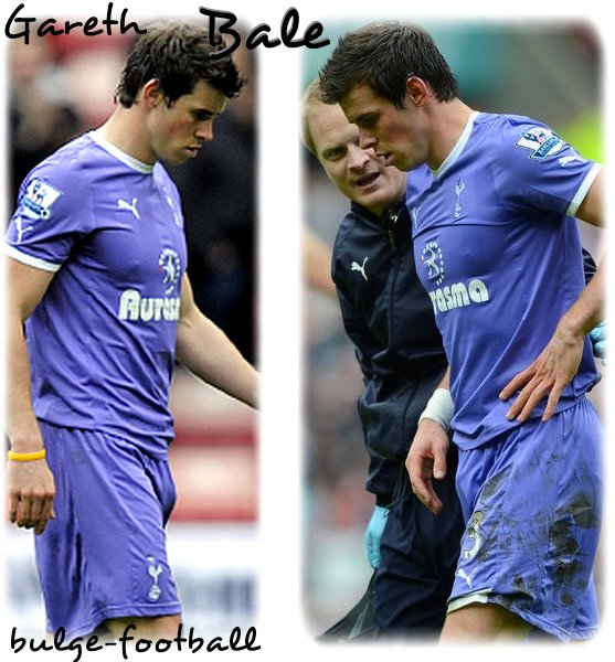 Gareth Bale big bulge