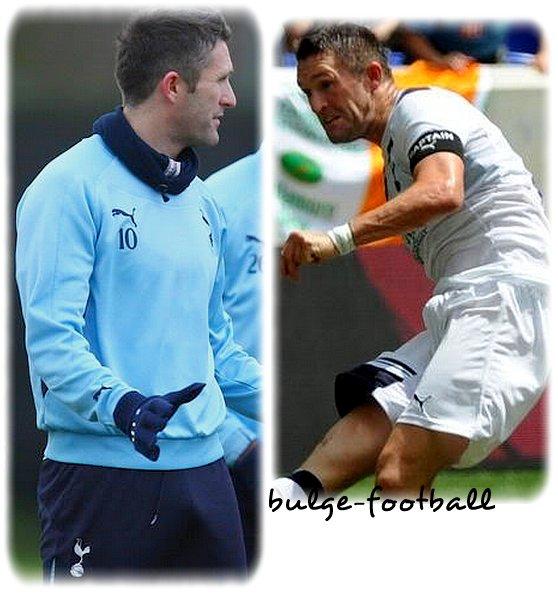 Robbie keane XXL big bulge