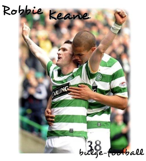 Euro 2012 : Robbie Keane Ireland bulge