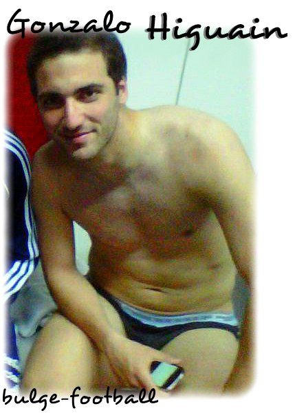 Gonzalo Higuain, footballeur gay du Real Madrid