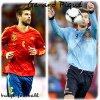Euro 2012 : Gerard Piqué bulge