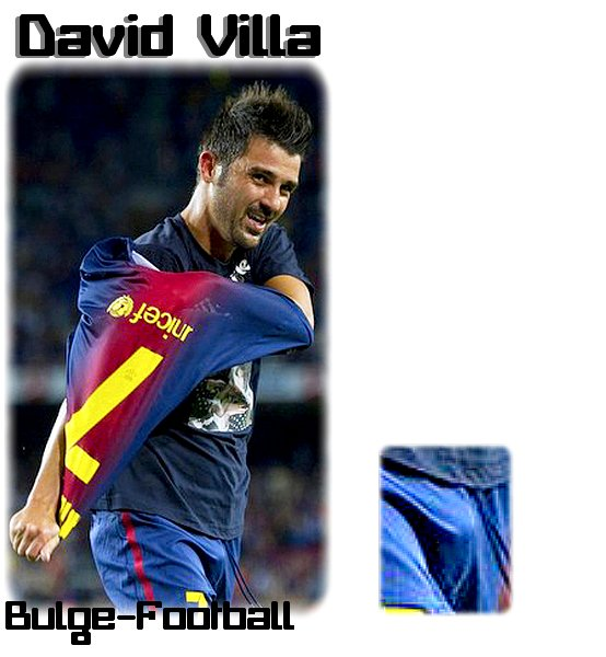 David Villa is back !