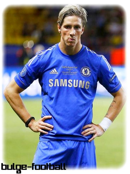 Fernando Torres bulge