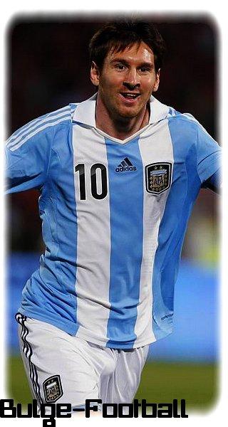 Lionel Messi paquet !