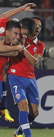 Alexis Sanchez big bulge