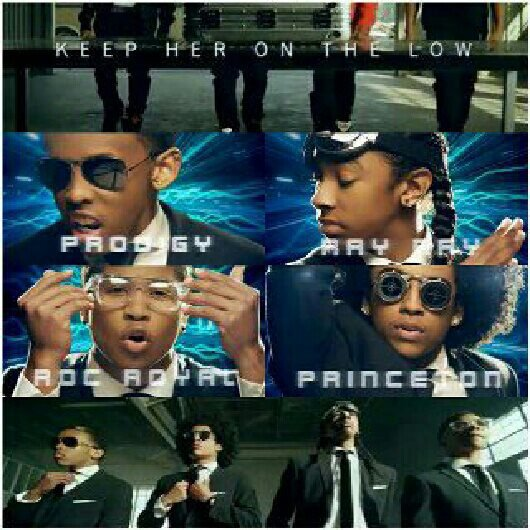 New Clip Des Mindless Behavior: Keep Her On The Low!!!