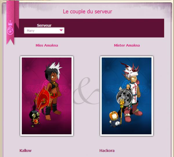 Miss & Mister Monde des Douze 2012