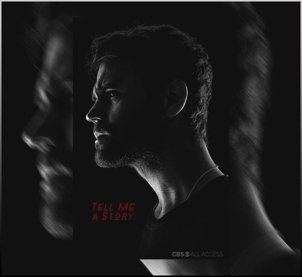 • Découvrez la première photo promotionnelle de la série : « Tell Me A Story » de Paul !