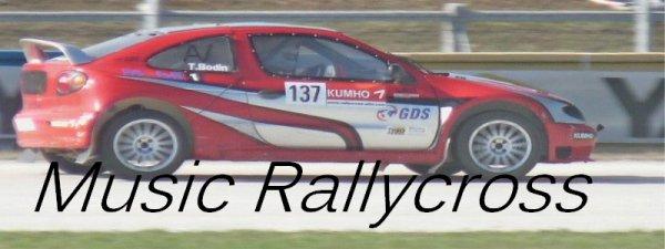 Le Rallycross se passe