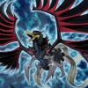 Dragon aile sombre