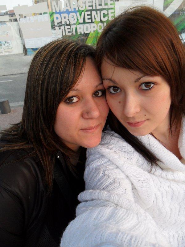 marianne et moi ♥