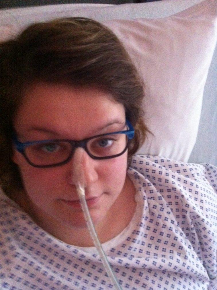 Sortie Hospitalisation peut être dimanche :)