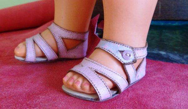 Des histoires de chaussures