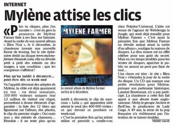 MYLENE ATTISE LES CLICS ....