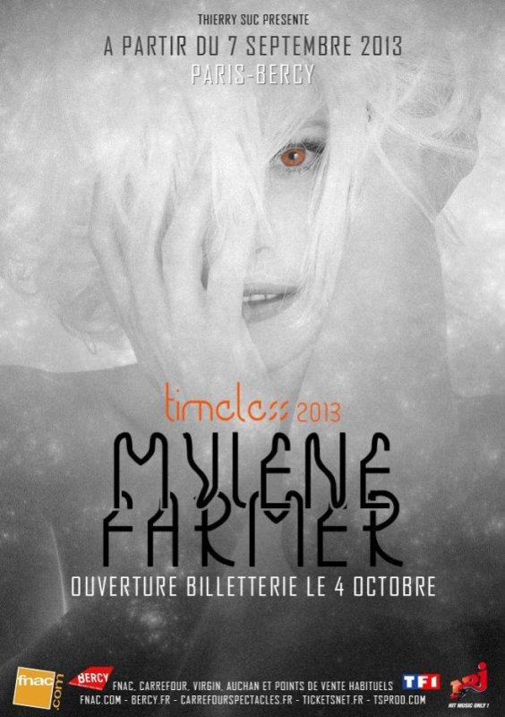 Mylène Farmer : Nouvel album 'Monkey Me' le 3 décembre
