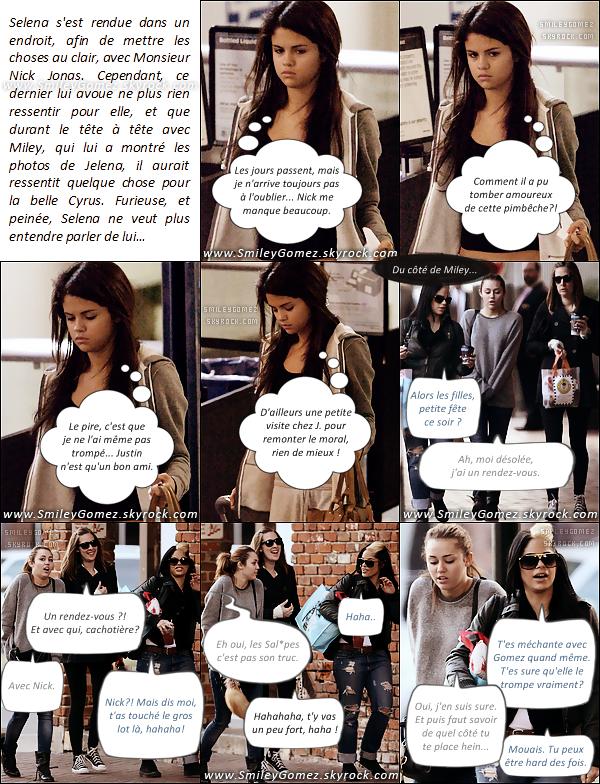 _Découvrez le sixième épisode de ; Milena, meilleures ennemies pour la vie.