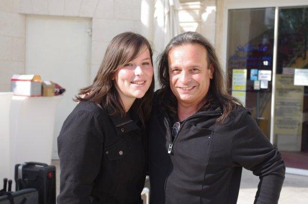 Alain Llorca ( ex membre du groupe Gold)