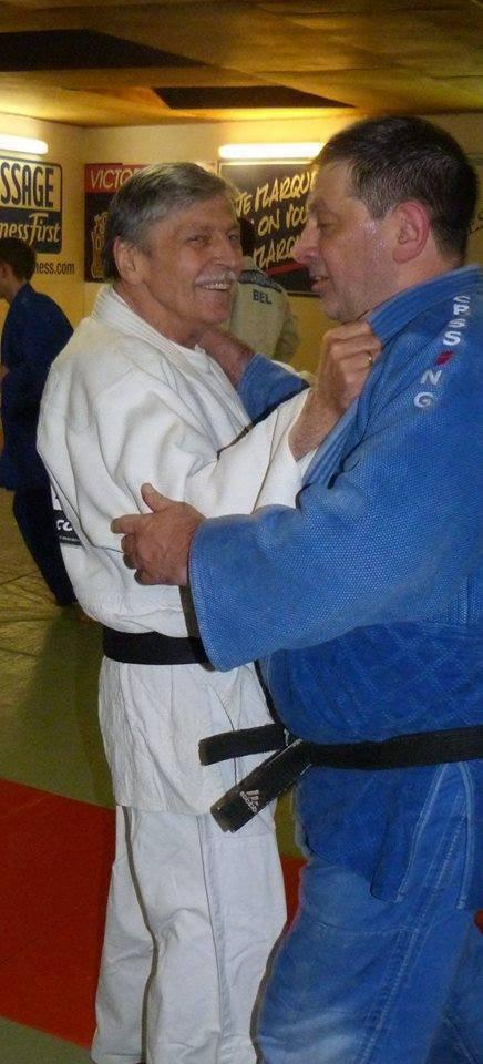 Ancien judoka entraineur coach fondateur du judo royal crossing club schaerbeek du - Roi du matelas schaerbeek ...