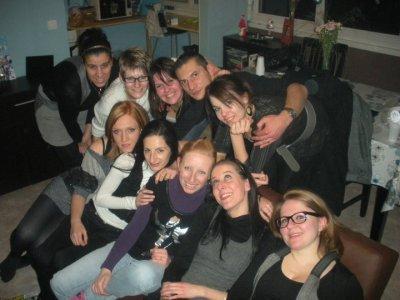 Les cOra Girls