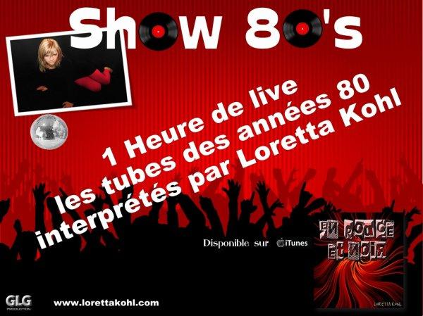 "Loretta Kohl ""Show 80'S"""