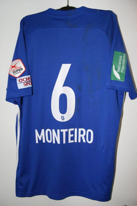 Maillot MONTEIRO
