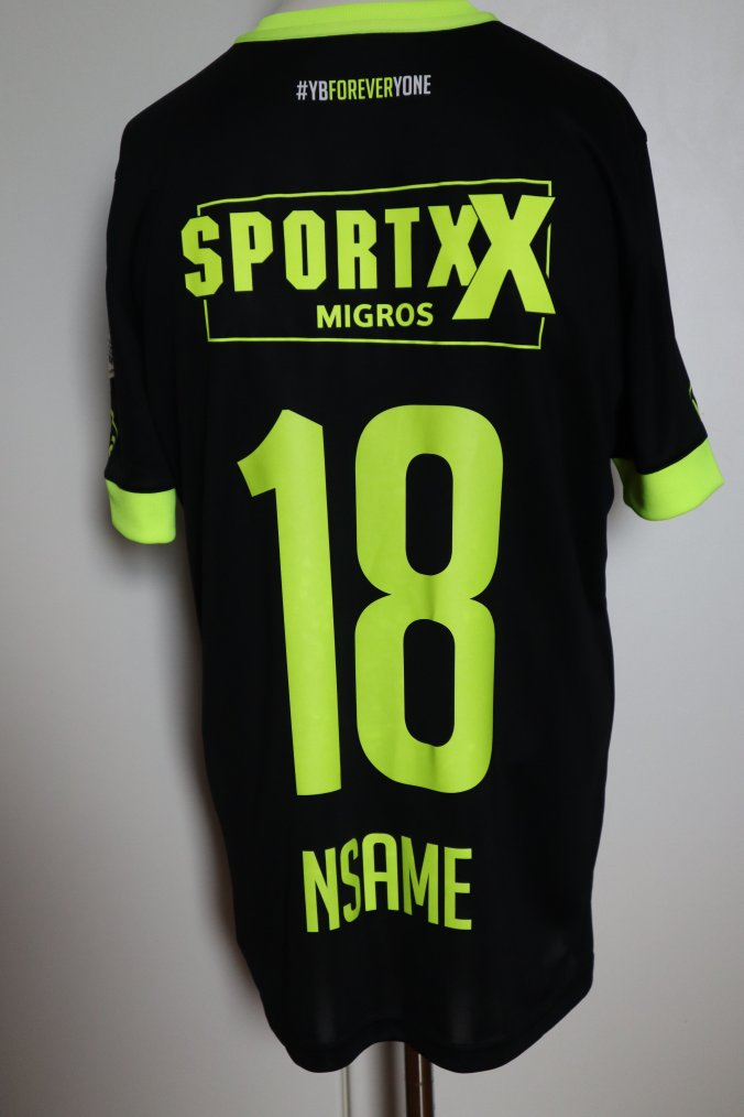 Maillot Jean-Pierre NSAME