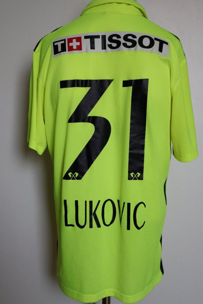 Maillot Luka LUKOVIC