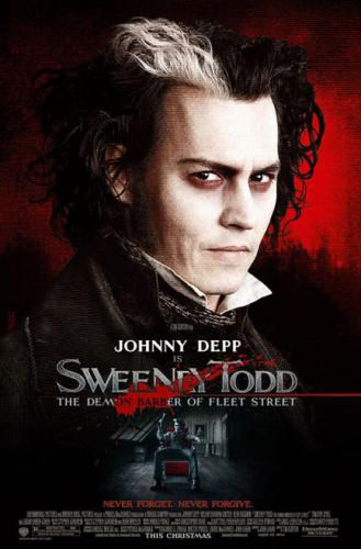 ...Sweeney Todd, the demon barber of Fleet street...