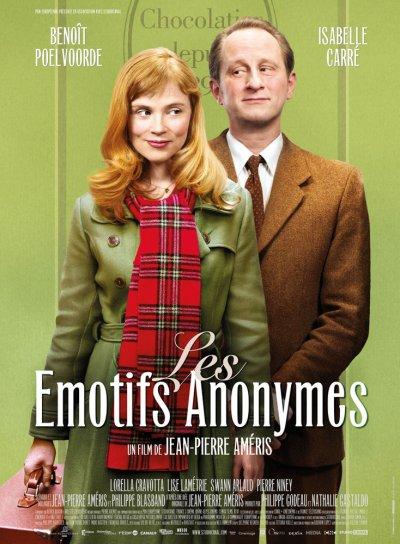 LES EMOTIFS ANONYMES, de Jean- Pierre Améris