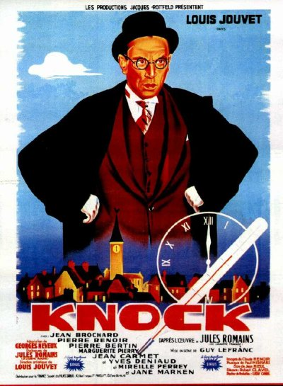 KNOCK, de Guy Lefranc