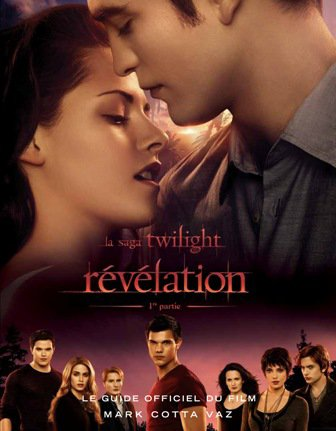 Twilight 4 Révélation : bientôt le guide officiel !