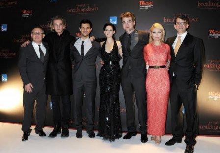 Les stars de Twilight sur le tapis rouge !